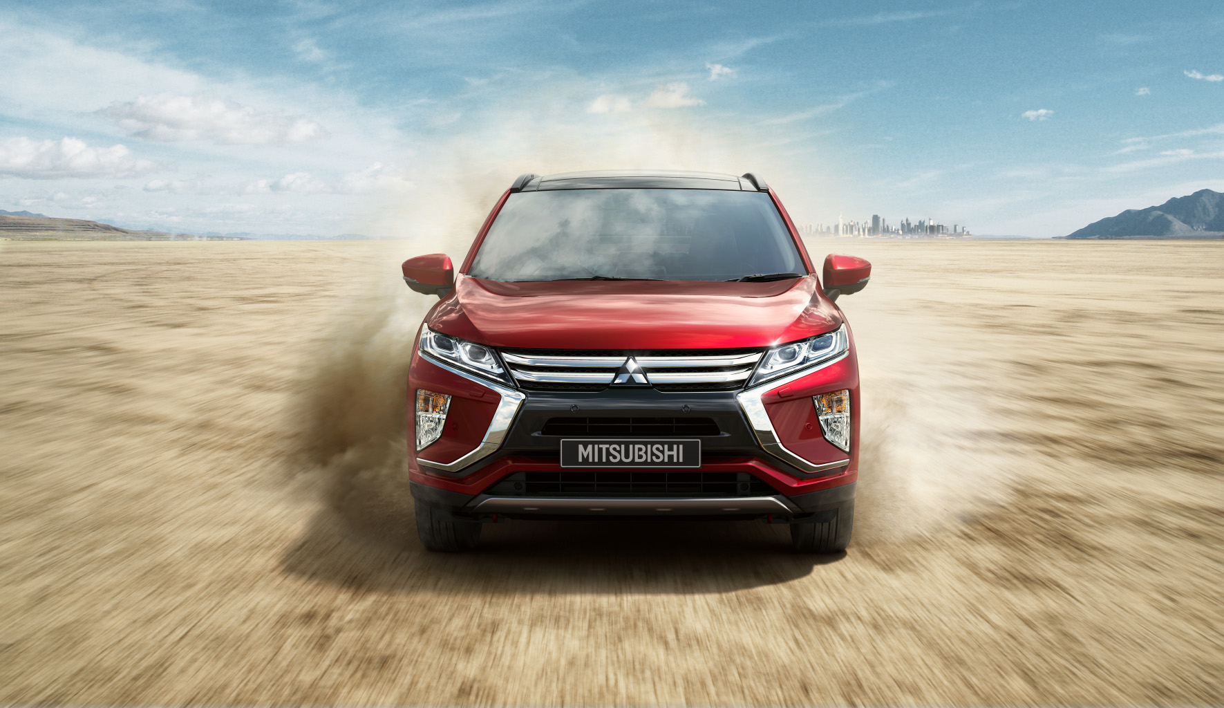 Welcome to Mitsubishi Motors in Europe